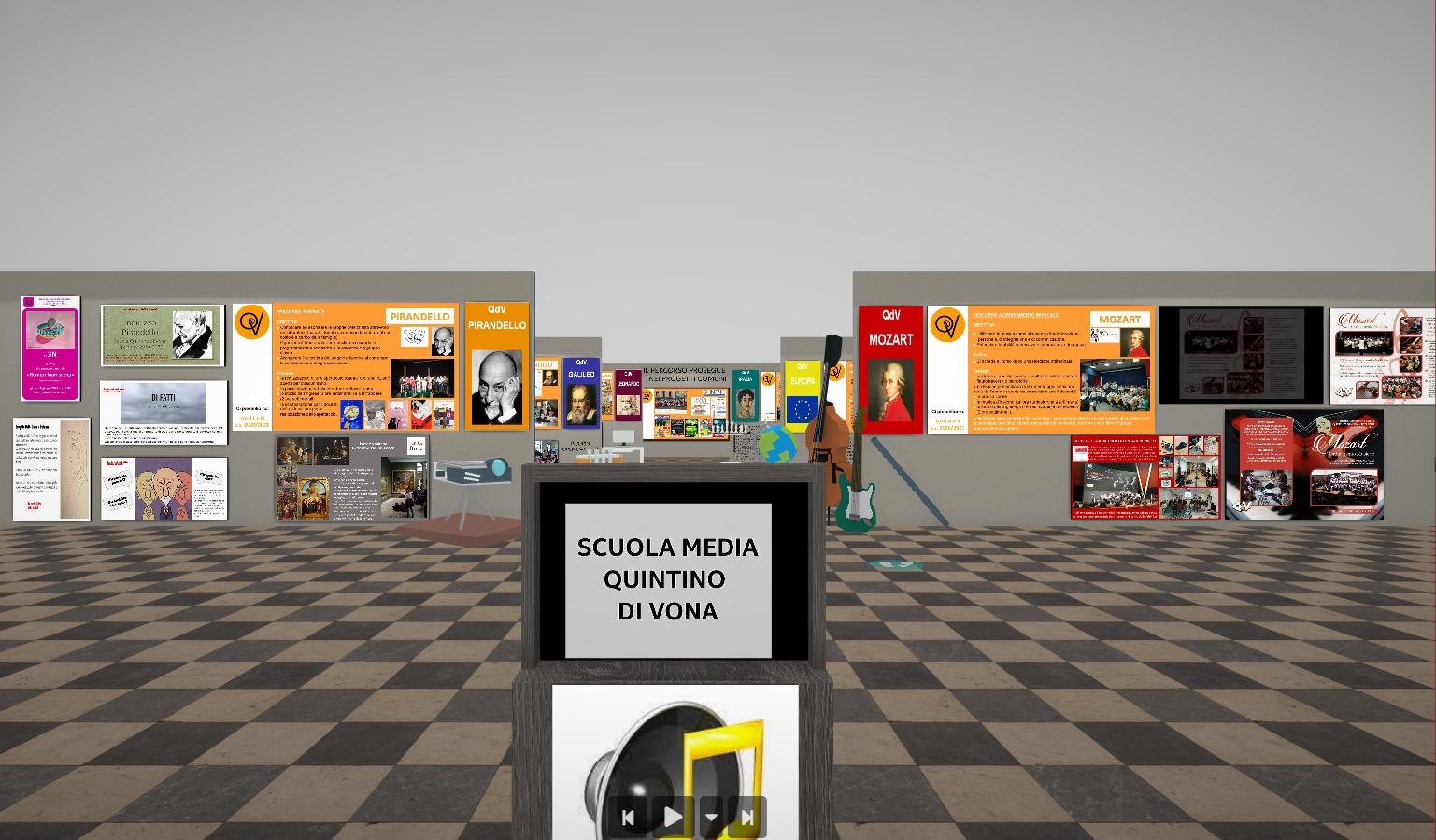 Tour virtuale QdV